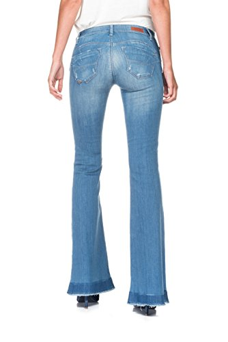 Salsa-Jeans-Push-Up-Wonder-Jambe-boot-cut-Femme