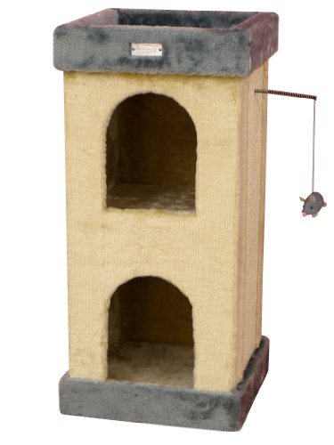 Armarkat Premium Cat Tree Model X3203, Beige Armarkat B003BYQ1MS