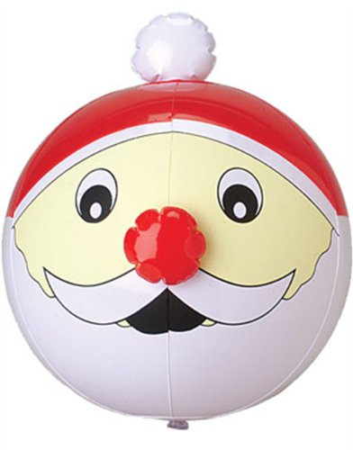 New Festive Inflatable Santa Claus Christmas Decoration front-978879