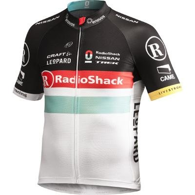 Image of Craft Men's Radio Shack Nissan Trek Replica Short Sleeve Jersey (B008V5VUCS)
