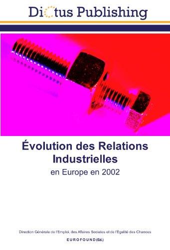 Ãvolution des Relations Industrielles: en Europe