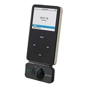 Belkin TuneTalk Stereo for iPod 5G, 5.5G (Black)