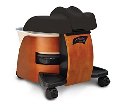 Continuum Pedicute Portable Massage Foot Spa w/ No Plumbing / Installation