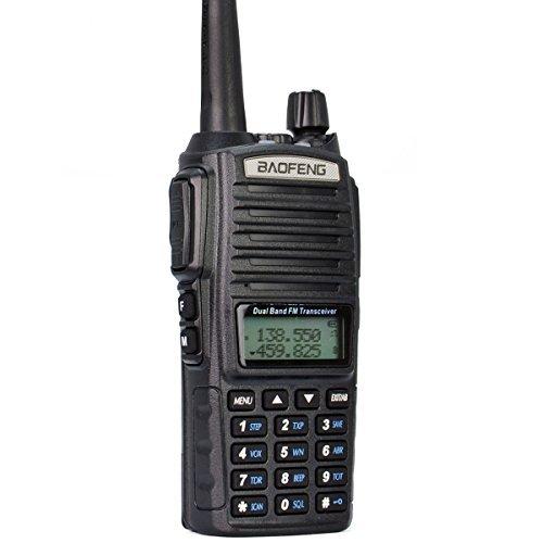 Baofeng UV-82 (Black) Two-Way Radio