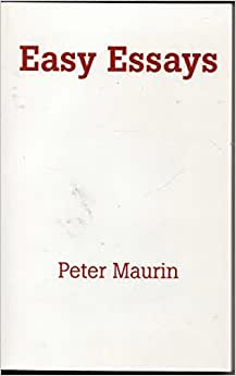 peter maurin easy essays Embed (for wordpresscom hosted blogs and archiveorg item  tags.