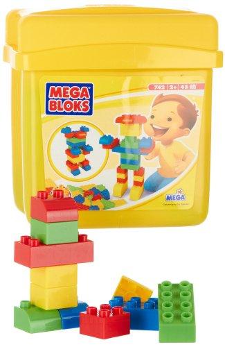 Mega Bloks 45-pc. Mega Bloks Tub Multi