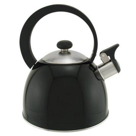 Copco 1.3 Qt Tea Kettle, Black (Copco Copper Kettle compare prices)
