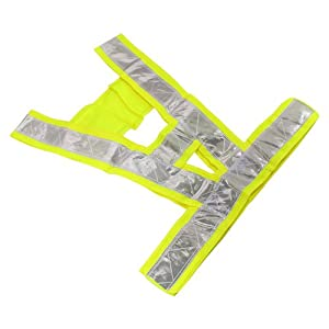 High Safety Security Visibility Reflective Vest Gear