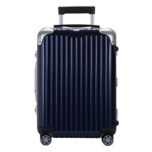 RIMOWA リモワ リンボ 818.52 81852キャビンマルチホイール イアタ 4輪 スーツケース ナイトブルー Cabin Multiwheel IATA 34L (881.52.21.4)