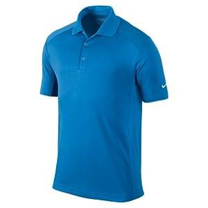 Nike Golf Men's Victory Polo PHOTO BLUE/WHITE M