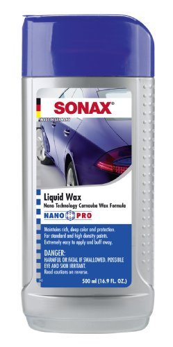 Sonax (201200-755) Hybrid NPT Liquid Wax - 16.9 fl. oz. (Organic Car Wax compare prices)