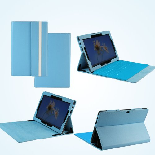 Bear Motion (TM) Premium Folio Case  Stand for