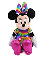 TY Beanie Baby - Disney Sparkle - MINNIE MOUSE (Ty Dye Dress) from Ty