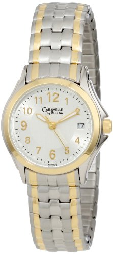 Caravelle By Bulova Women'S 45M105 Expansion Watch