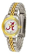 Alabama Crimson Tide Suntime Ladies Executive Watch - NCAA College Athletics