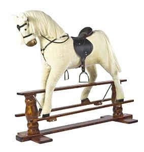 LUXURIOUS VERY LARGE Rocking Horse