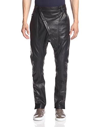 Alexandre Plokhov Men's Asymmetric Front Trouser