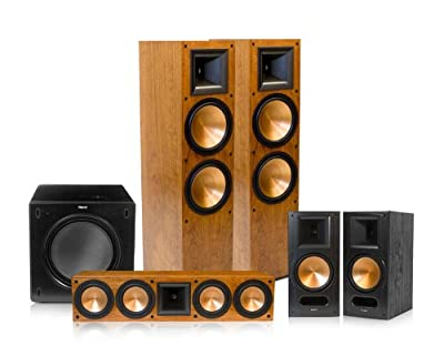 Klipsch RF-7 II Reference Series 5.1 Home Theater Speaker Package (Cherry) by Klipsch