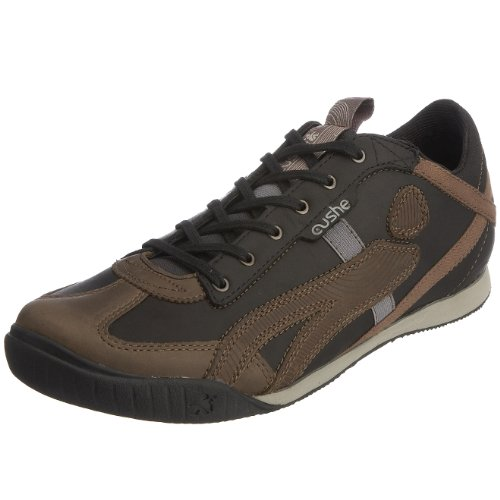 Cushe Footwear Men's Vinyl 45 Trainer Black UM00037 10 Uk
