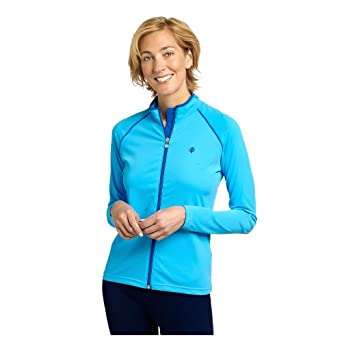 Coolibar UPF 50+ Ladies Water Jacket by Coolibar