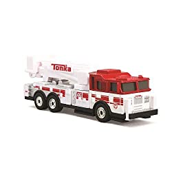 Tonka Die-Cast Rescue Rigs - Fire Squad