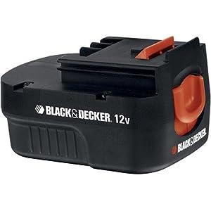 Black & Decker HPB12 12-Volt Slide-Pack Battery