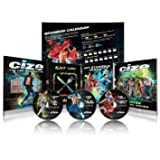 CIZE Dance Workout Program 6 DVD Deluxe Set