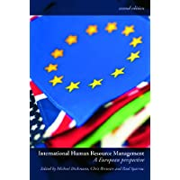 International Human Resource Management: A European Perspective
