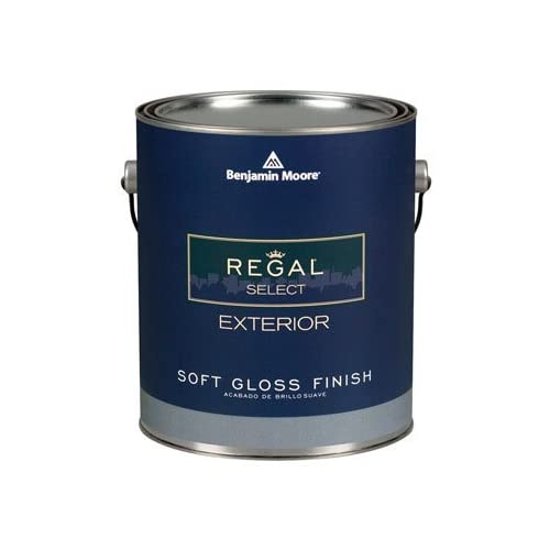 Benjamin Moore Regal Select Exterior Latex Paint Case Of 4