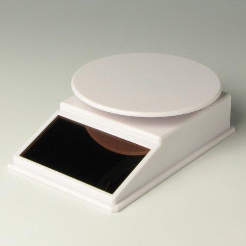 Solar Plattenspieler weiß