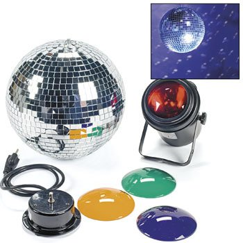 Mirrored Ball Set - Office Fun & Business Supplies by Oriental Trading Company