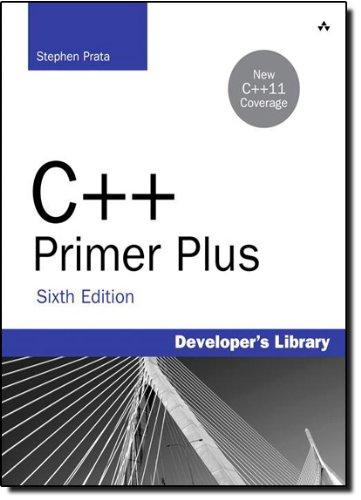 C++ Primer Plus (6th Edition) (Developer's Library)