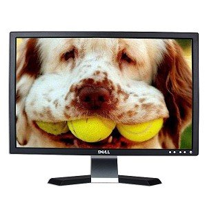 "Dell E228WFP 22-inch Widescreen LCD Monitor 22"", 1680x1050 resolution, 5ms response time, 800:1 Contrast Ratio"