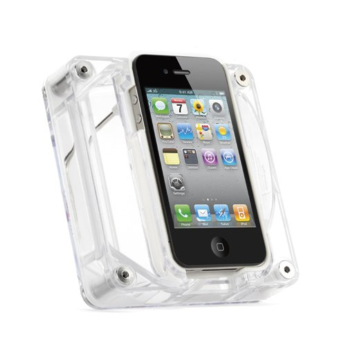 【国内正規品】 GRIFFIN AirCurve Play for iPhone 4S/4 PR10038
