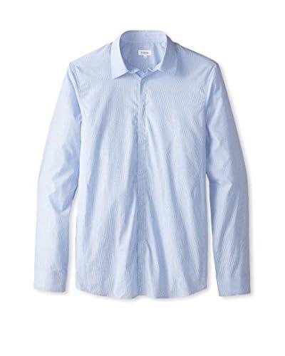 Jil Sander Men's Bellezza Hidden Placket Sport Shirt