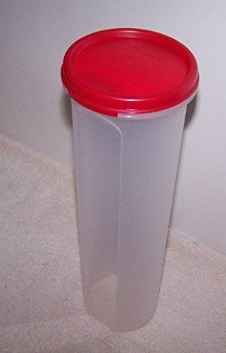 Tupperware Spaghetti Dispenser Red Seal (DESIGN 1, 1) (Pasta Tupperware compare prices)