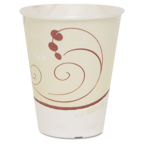 Solo Cup Company Ofx10n Symphony Trophy Plus Dual Temperature Cups, 10 Oz. OFX10N