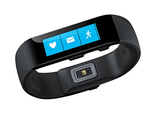 WindowsPhone、Android、iOS三平台通吃,Microsoft Band 微软手环图片