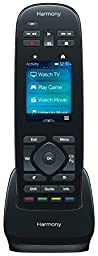 Logitech Harmony Ultimate One IR Remote with Customizable Touch Screen Control (915-000224) (Certified Refurbished)