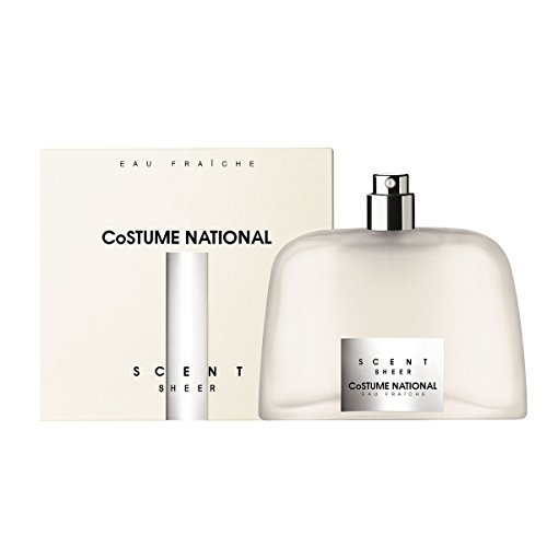 Costume National Scent Sheer E.Fraic100V