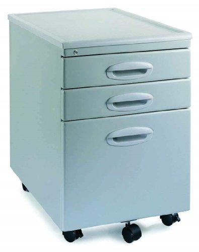 NEW SPEC Metal File Cabinet, Light Gray image B003IMM9XS.jpg