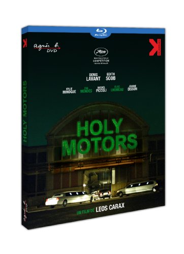 Holy Motors [Blu-ray]   [Import]