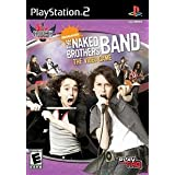 ROCK UNIVERSITY PRESENTS: THE NAKED BROTHERS BAND (PS2)