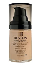 Revlon PhotoReady Makeup Rich Ginger 1-Fluid Ounce