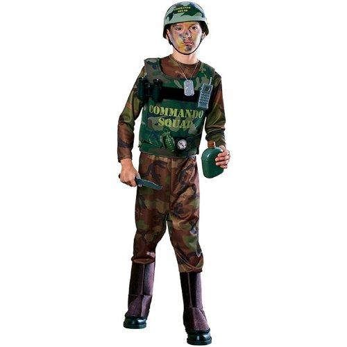 Us Army Commando Kids Costume