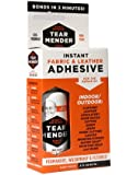 Tear Mender TM-1 Bish's Original Tear Mender Instant Fabric and Leather Adhesive, 2 Oz. Container