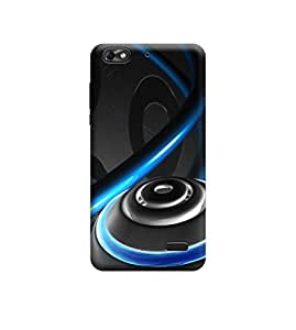 EPICCASE Premium Printed Mobile Back Case Cover With Full protection For Huawei Honor 4C (Designer Case)
