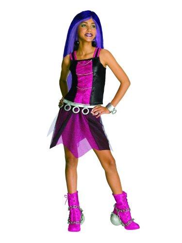 [Rubies Girls Monster High Spectra Vondergeist Costume] (Spectra Vondergeist Girls Costumes)