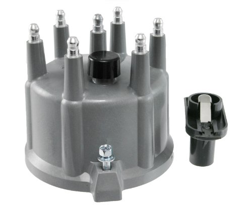 Wells F2125 Distributor Cap and Rotor Kit (Distributor Jeep Cherokee 96 compare prices)