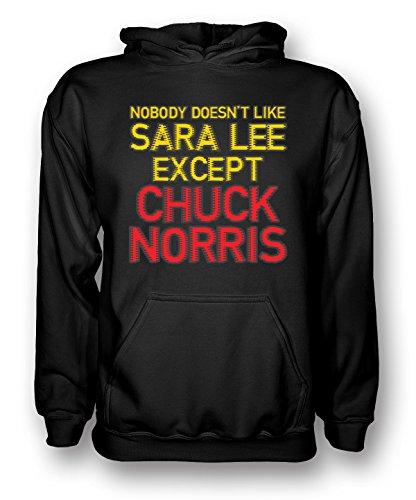 nobody-doesnt-like-sara-lee-except-chuck-norris-kids-hoodie